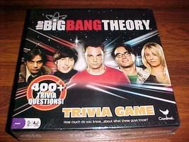 Cardinal The Big Bang Theory Trivia Board Game New - $21.77