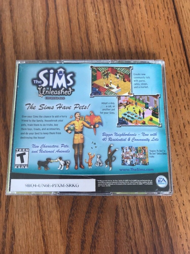SimCity 4 Jewel Case (PC, 2002) 2-CD EA / and 50 similar items