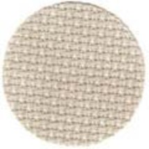 Sand Castle 14ct Hand Dyed Jobelan Aida 36x25 cross stitch fabric Zweigart - $30.60