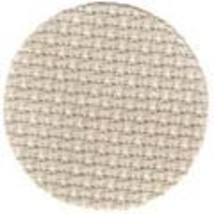 Sand Castle 14ct Hand Dyed Jobelan Aida 18x26 cross stitch fabric Zweigart - $15.30