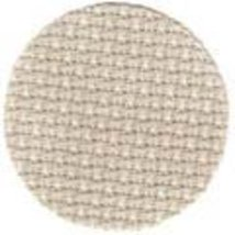 Sand Castle 14ct Hand Dyed Jobelan Aida 12x18 cross stitch fabric Zweigart  - $7.65