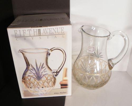 Fifth Avenue Crystal Vase 2 Listings