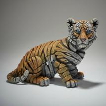 "9.5"" L Tiger Cub Figurine Sculpture by Edge Sculpture - Stunning Piece image 2"