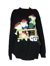 vintage just for women sears christmas sweater 3X - $69.99