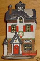 Dept 56 North Pole 1991 2 houses Neenee and Orly NO - $77.60