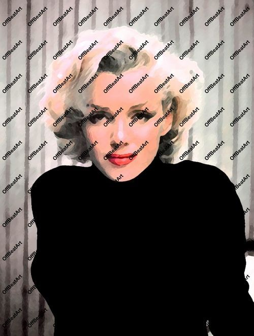 Marilyn to print from
