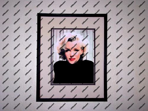 Beautiful Marilyn Monroe Canvas Print