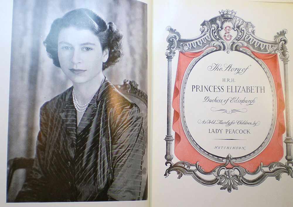 The Story of HRH Princess Elizabeth Duchess of Edinburgh 1949
