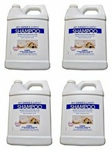 Kirby 1 Gallon Pet Shampoo, 237507 (4 Pack) - $133.23