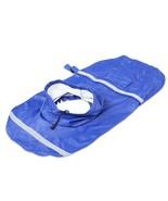 Adjustable Pet Dog Reflective Rain Jacket Raincoat(BLUE L) - $14.56