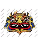 Hot Rat Rod Vintage Window Decal Impko's Devilish Genie - $2.95
