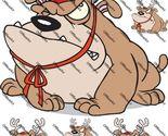 Reindeer bulldog thumb155 crop