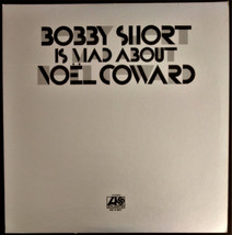 Bobby Short is Mad About Noel Coward - 1972 VINYL Record - $9.50