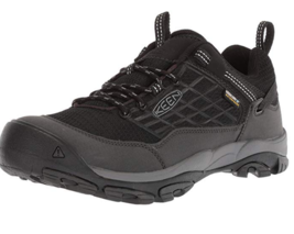 Keen Saltzman Size 9 M (D) EU 42 Men's Waterproof Trail Hiking Shoes Black/Raven image 2
