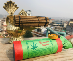 Wild Flora Ancient Tibetan Incense Stick, Nepal - $6.24