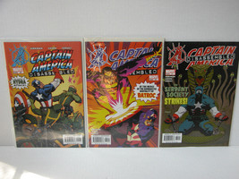 "CAPTAIN AMERICA: #29 - 31 - ""DISASSEMBLED"" - FREE SHIPPING - $14.03"