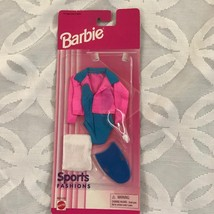 1996 Barbie Sports Fashions Lifeguard Swimsuit Outfit - $11.99