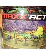 Prehistoric Dinosaur Playset 45 Pieces Maxx Action - $24.99