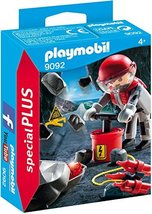PLAYMOBIL Rock Blaster with Rubble Building Set - $8.93