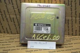 00-05 Hyundai Accent Transmission Control Unit TCU 9544022720 Module 299... - $18.49