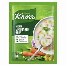 Knorr Klassisch Gemischt Gemüse Suppe, 43g (Packung 2) - $10.56