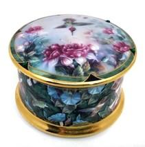 ARDLEIGH ELLIOTT Porcelain ANNA HUMMINGBIRD Beethoven Fur Elise Music Bo... - $62.99