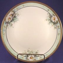 Vintage UNO Favorite Bavaria Hand Painted Salad Dessert Plate w/ Flaw, D... - $7.99