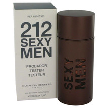 212 Sexy Eau De Toilette Spray (Tester) By Carolina Herrera 3.3 oz - $49.90