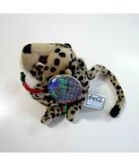 1999 Coca-Cola Heeta the Cheetah from Namibia International Coke Bean Bag - $12.50