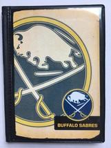 "Buffalo Sabres NHL 4 X 6"" Photo Album Pick Your Team - 36 Photo Album DM1 - $4.99"
