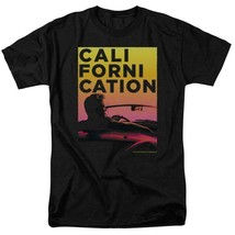 Californication comedy-drama TV series David Duchovny black graphic tee SHO497 image 1