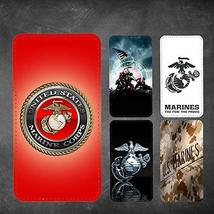 US Marine Corps iPhone Wallet cas Cover X/XS, XR, XS Max XSMAX 5 - $17.63