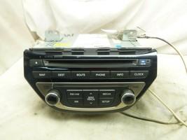 13 14 15 16 Hyundai Genesis Infinity Radio Cd Gps Bluetooth 96560-2M770YHG FQT04 - $44.55