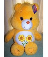 "Care Bears FRIEND Care Bear Extra Large 20"" New - $34.88"