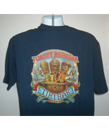 Tommy Bahama Tiki Bar T Shirt Mens Large Torches Cocktails Tropical Bar - $38.56