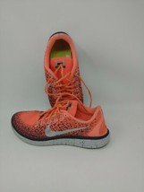 NIKE FREE RN DISTANCE Sheild Pink Glow Sneakers Running Shoes 849661-800... - $32.71