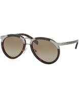 Prada Men's SPR01T  2AU1X1 Havana Brown Gradient Fashion Round Sunglasse... - $199.95