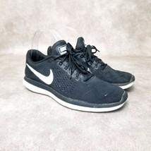 Nike Womens Flex 2016 RN 830751-001 Size 7.5 Black  Running Shoe - $29.99