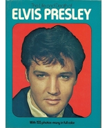 Life And Death Of Elvis Presley Hardcover Book ... - $9.99