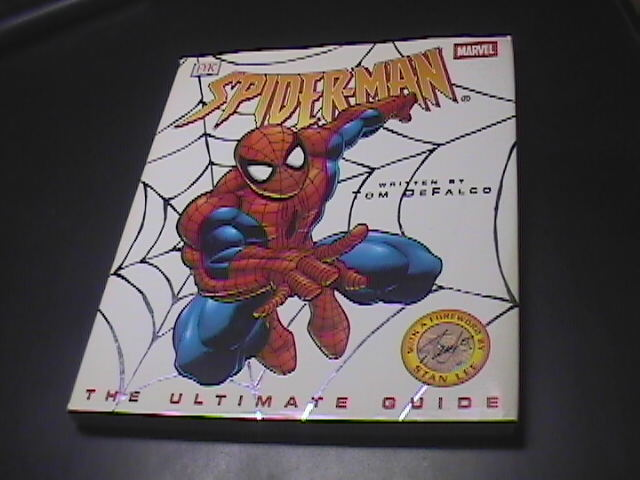 Book defalco spider man  the ultimate guide 1st edition 02