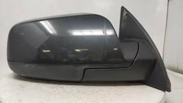 2011-2014 Gmc Terrain Passenger Right Side View Power Door Mirror Black 44588 - $35.63
