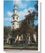 Providence, Rhode Island/RI Postcard, First Baptist Church - $5.50