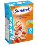 Sunarek Organic baby rice cereal: strawberry & oats - 225 g-FREE SHIPPING - $13.37