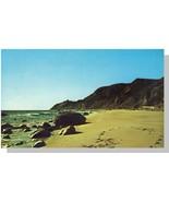 Block Island, Rhode Island/RI Postcard, Mohegan Bluffs - $6.00
