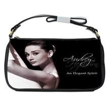 Audrey Hepburn Custom Shoulder Clutch Bag/handbag/purse - $20.99