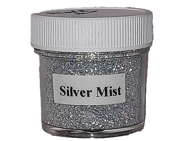 Sparkling Glitter, Silver Mist