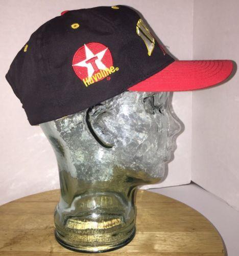 VTG ERNIE IRVAN 28 Drivers Club LOGO 7 Competitor TEXACO Hat Cap Snapback NASCAR