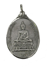 Gautama Founding figure Buddha buddhism Sterling Silver .925 Charm Jewelry - $36.75