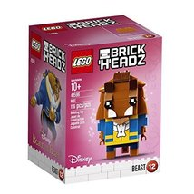 LEGO BrickHeadz Beast 41596 Building Kit - $17.05