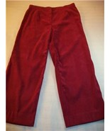 WOMEN J.M.COLLECT PETITE DRESS CAREER PANTS 14P FUSCHIA - $7.50
